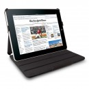 Technocel Leather Flip Book Case/Folio For iPad Review (Black)