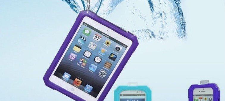 Ipega Ultra-Slim Waterproof Case for iPad mini Review