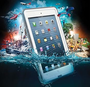 LifeProof iPad Mini Waterproof Frē Case Full Review